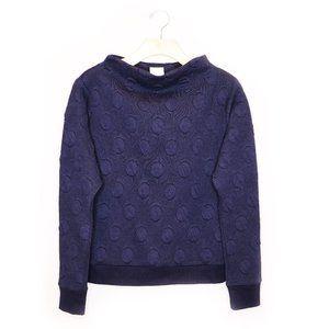 Anthro Postmark Funnel Neck Sweater Sz S
